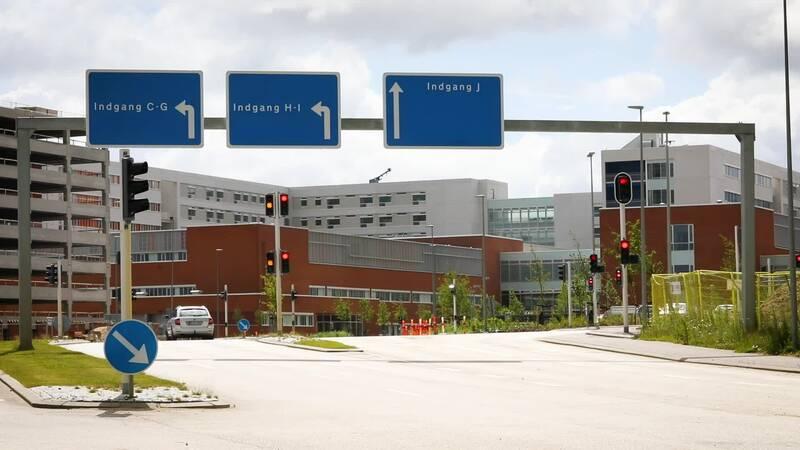 Find Vej Og Parkering Aarhus Universitetshospital Aarhus